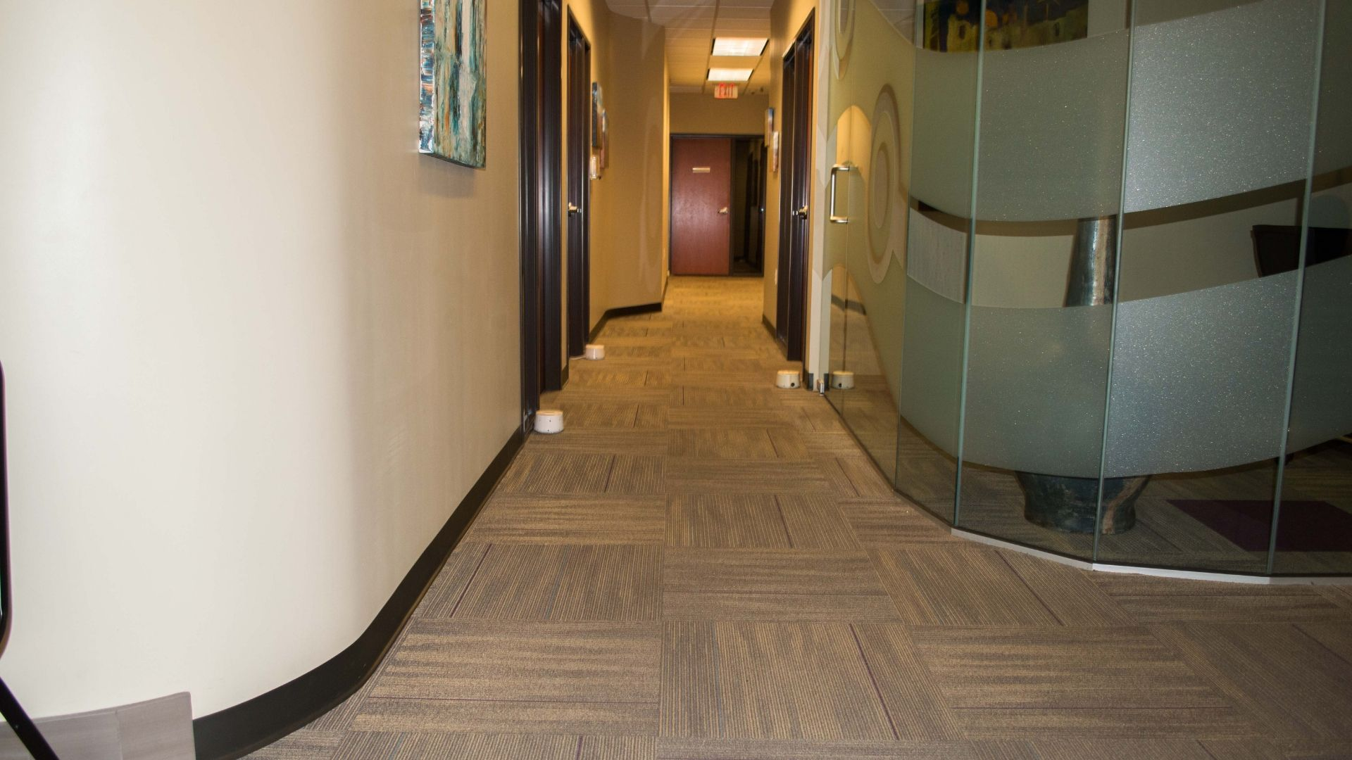 Scottsdale Law Firm - Hallway to Main Office - The Arizona-Law-Doctor